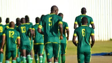 المنتخب الموريتاني