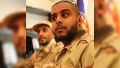 المسؤول الإعلامي للواء 73 مشاة المنذر الخرطوش
