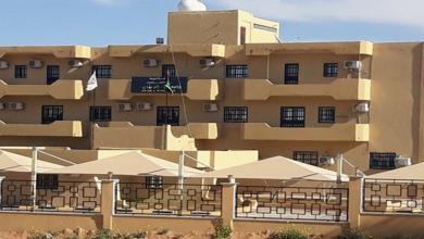 Photo of زيارة تفقدية لكليات بجامعة الزنتان