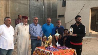 Photo of اختتام دوري نادي الوحدة العربية ببنغازي