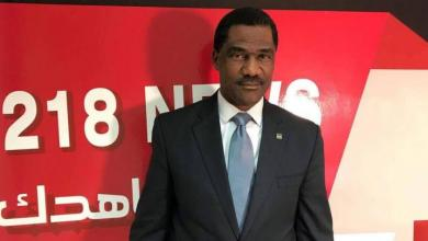Photo of البرشوشي لـ218: نسعى لتطوير السلة الليبية بحضورنا الأفريقي