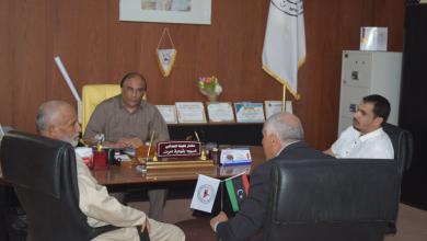 Photo of بلدية سرت تتعهد بتوفر الدعم لـرجال الإطفاء