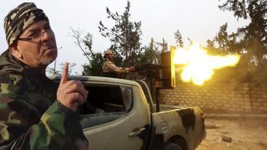 صلاح بادي - اشتباكات طرابلس
