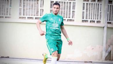ظهير الأهلي طرابلس محمد الترهوني