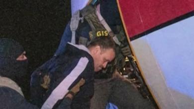 استلام الإرهابي هشام عشماوي - الإستخبارات المصرية