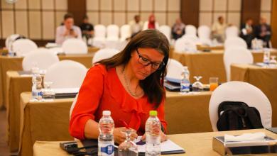 صورة لجنة أوروبية تعقد لقاءات موسعة بطرابلس