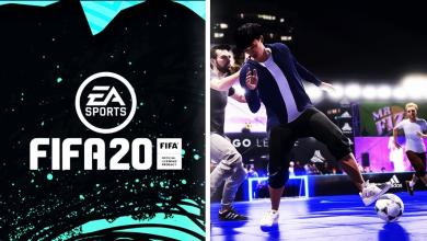 """صورة تحسينات جديدة على """"""""FIFA 20.. وطور جديد"""