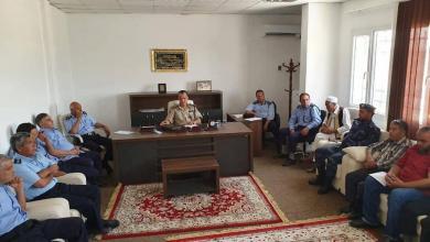 Photo of تدارس سبل ديمومة الأمن في الجفارة