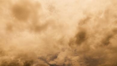 Photo of منخفض صحراوي يرفع الحرارة وتحذير من الغبار