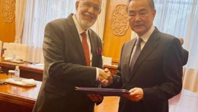 Photo of الصين تدعو لإيقاف إطلاق النار في طرابلس