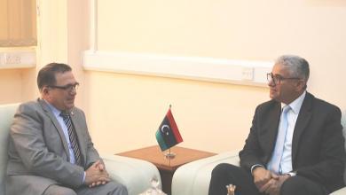Photo of باشاغا يبحث عودة السفارة المالطية للعمل
