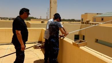 Photo of منظومة اتصالات أمنية جديدة في الجفرة