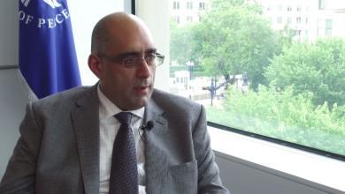 الدكتور إيلي أبوعون مدير برامج الشرق الأوسط وشمال إفريقيا في معهد الولايات المتحدة للسلام - خاص 218