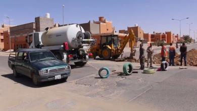 مدينة غدامس مهددة بالعطش - خاص 218