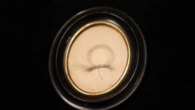 صورة خصلة شعر بيتهوفن للبيع