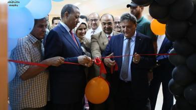 Photo of افتتاح أقسام جديد في مستشفى الجمهورية