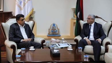 Photo of بحث سبل التنسيق بين داخلية الوفاق وديوان المحاسبة