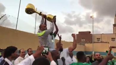 Photo of قدامىأهلي طرابلس يتوجون ببطولة أبو سليم