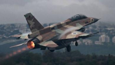 Photo of طائرات إسرائيلية تقصف مواقعاً للجيش السوري