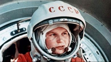 "Photo of ""فالنتينا"" أول امرأة تحلق في الفضاء"
