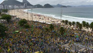 """Photo of شواطئ كوبا كابانا """"مفخرة البرازيل"""""""
