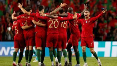 صورة البرتغال بطلة لدوري الأمم الأوروبية