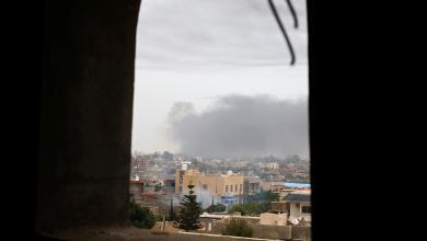 Photo of الاشتباكات المُسلحة تشتد قرب معسكر اليرموك