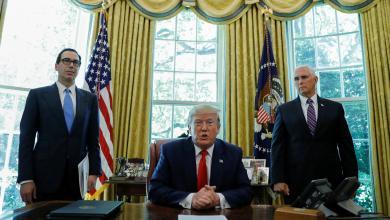 "Photo of الرئيس ترامب يكشف ""ملامح الحرب"" ضد إيران"