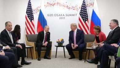 "Photo of ترامب يستيعد ""هيبة أميركا"" للحظات.. ويأمر ""سيد الكرملين"""