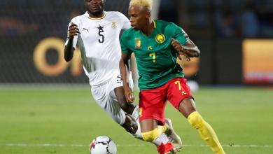 صورة الكاميرون تتعادل سلبيا أمام غانا