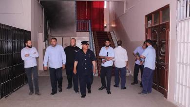 Photo of مساع لتعزيز الأمن في مسلاتة