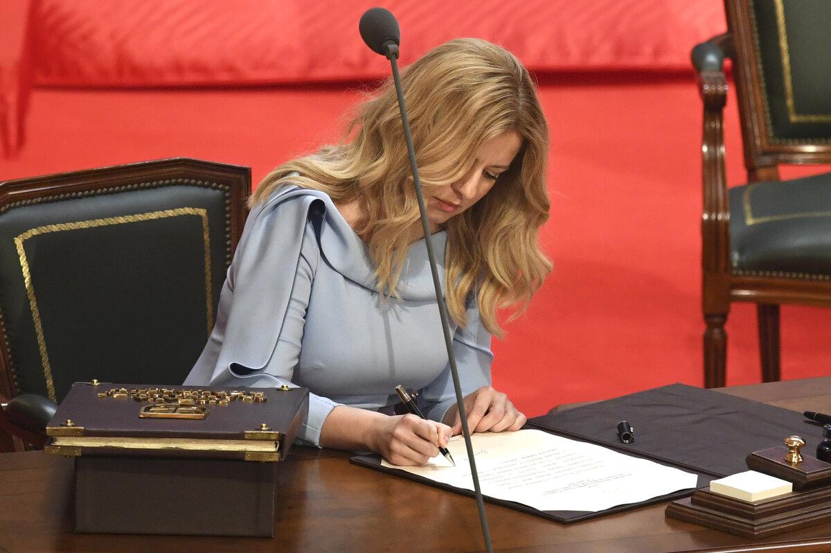 الحقوقيّة والناشطة في مجال مكافحة الفساد زوزانا كابوتوفا