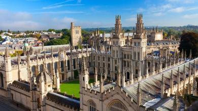 """صورة """"أوكسفورد"""" قِبلة المشاهير والقادة والمبدعين"""