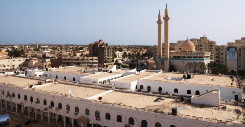 """مدينة مصراتة - السوق - """"أرشيفية"""""""