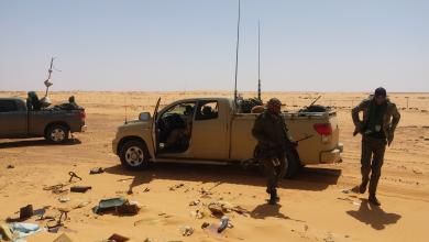 Photo of منطقة الكفرة العسكرية تصادر سيارات تمتهن التهريب