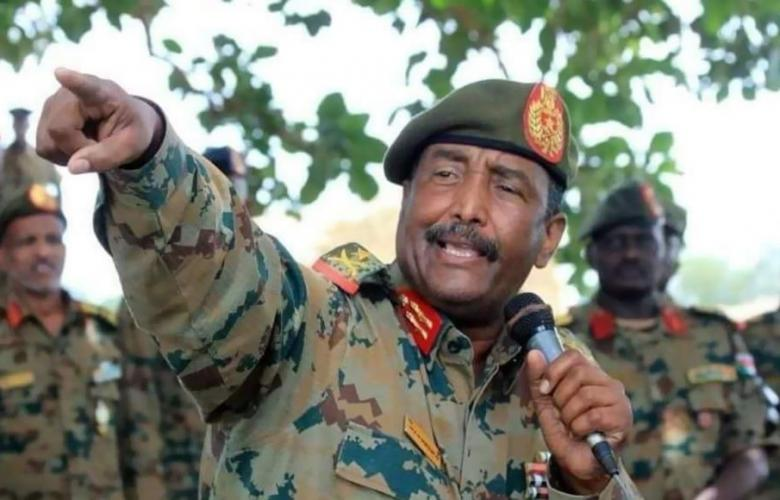 رئيس المجلس العسكري الانتقالي عبد الفتاح البرهان