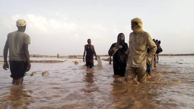 "Photo of إعلان ""غات"" مدينة ""منكوبة"" في أول أيام العيد"