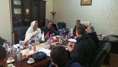 Photo of الوطنية للنفط تدعم المشاريع التنموية ببلدية الرياينة