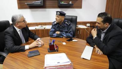 "Photo of ""داخلية الوفاق"" تبحث الترتيبات الأمنية في العيد"