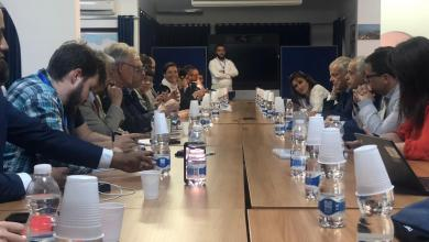 Photo of البعثة: الوفد الأوروبي يزور ليبيا بصفة شخصية