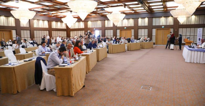 اللجنة الأوروبية - طرابلس