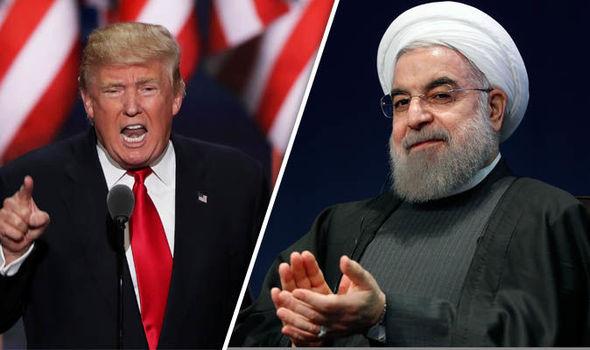 روحاني - ترامب