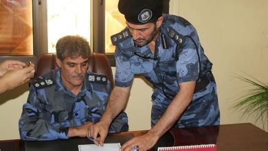 """Photo of مدير """"جديد"""" لفرع الأمن المركزي """"إجدابيا"""""""