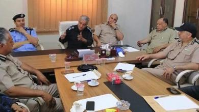 Photo of اجتماع أمني موسع بخصوص الوضع في درنة