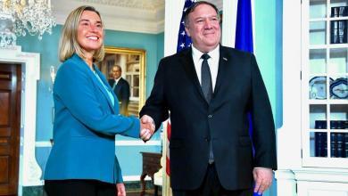 Photo of ليبيا على طاولة النقاش الأوروبي الأميركي