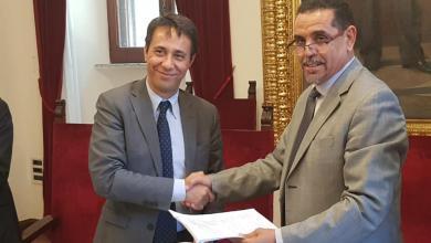 """صورة اتفاقية """"تبادل سجناء"""" بين ليبيا وإيطاليا"""