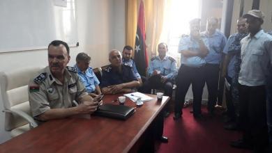 Photo of بحث وضع خطة أمنية في الجفارة