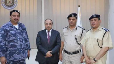 """Photo of """"بلدي"""" بنغازي يكرم قيادات أمنية"""