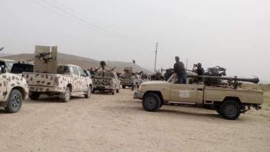 "Photo of ""حماية غريان"" تعلن السيطرة على المدينة"