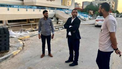 Photo of وكيل وزارة الصحة في زيارة لمستشفى العيون